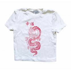 Tee-shirt BERSHKA, 12 ans / 152 cm
