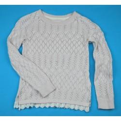pull fille H&M, 6-8 ans / 122-128 cm