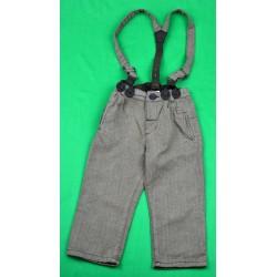 Pantalon garçon H&M, 9-12 mois / 80 cm